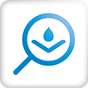 Waterproof smallest detail icon 99 x 99