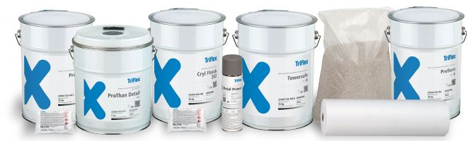 Triflex solutions and products