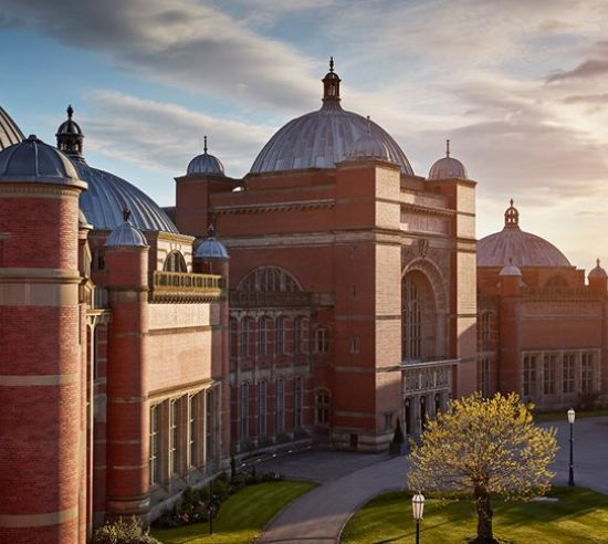 The University of Birmingham case study