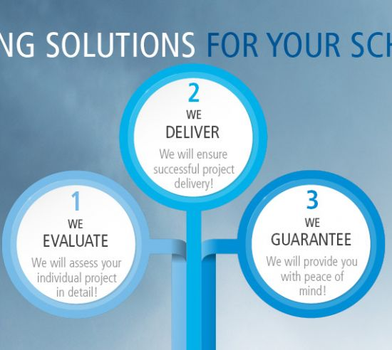 Delivering solutions for your school