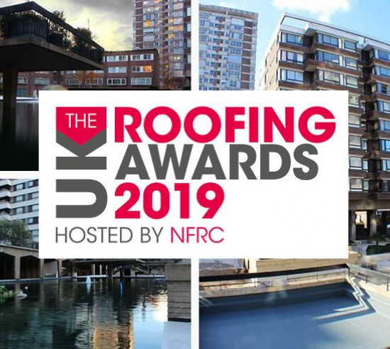 Triflex project Water Gardens shortlisted at NFRC awards