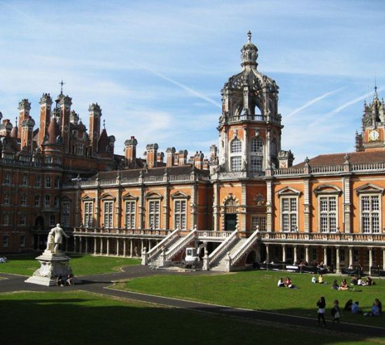 Royal Holloway College case study