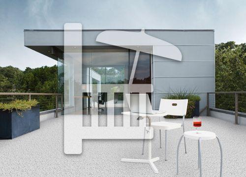 Walkways, balconies and terraces