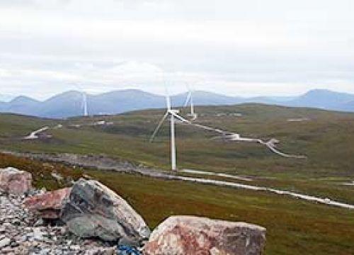 Wind turbine renewables image