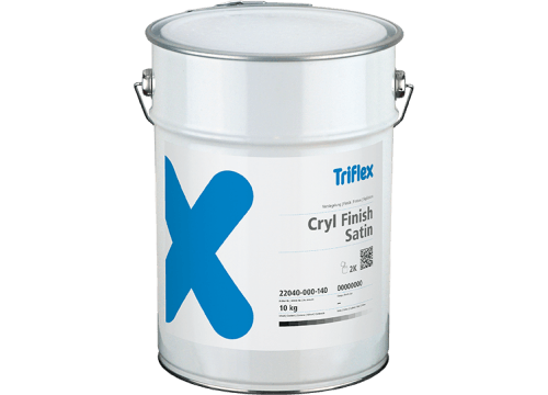 Product Cryl Finish Satin 10Kg