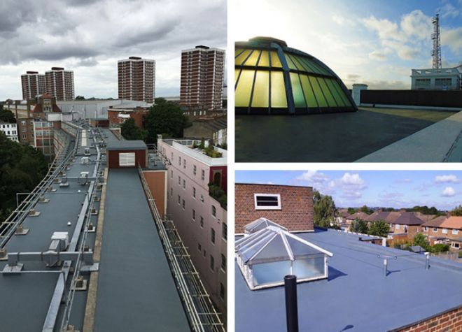 Roofs | Triflex