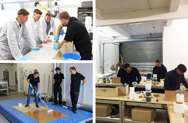 Triflex Authorised Installer Training